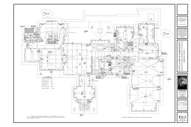 Electrical Design Planning: Bozeman, MT: Ambiance
